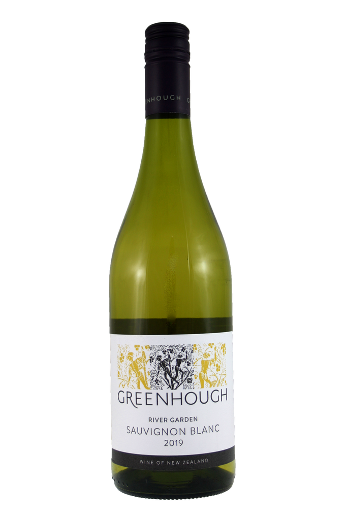 Greenhough River Garden Sauvignon Blanc, Nelson, South Island, New Zealand 2019