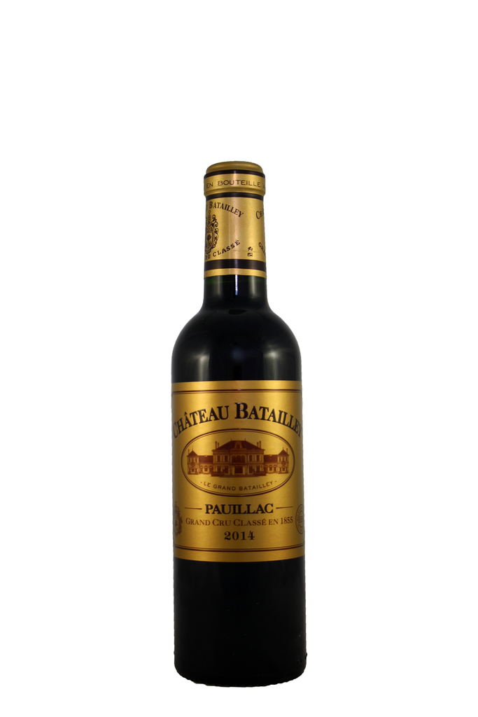 Chateau Batailley 5eme Cru Classe, Pauillac, Bordeaux, France, Half Bottle, 2014