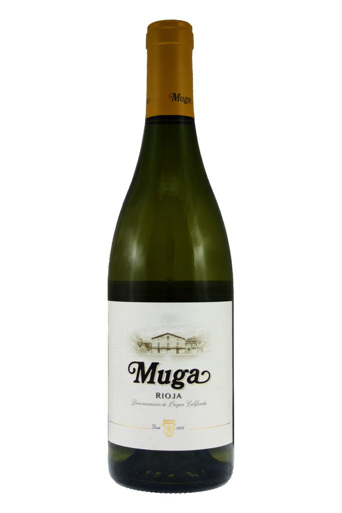 Muga Blanco Barrel Fermented White Rioja 2019