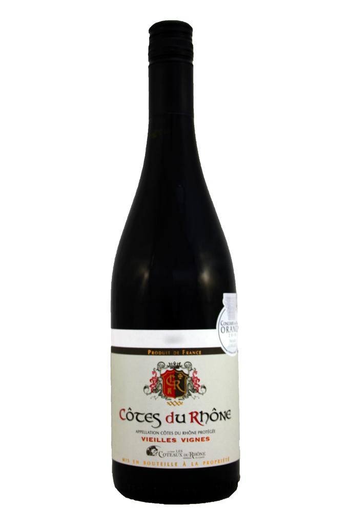 Côtes du Rhône, Vieilles Vignes, Cave Les Coteaux Du Rhône, 2019