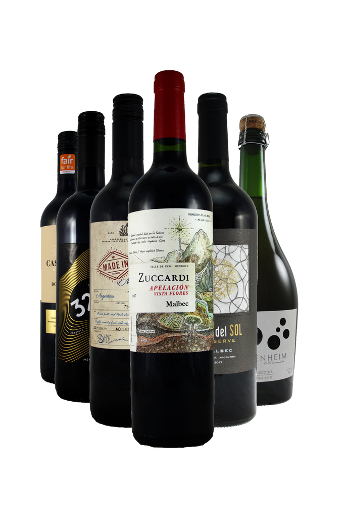 Marvellous Malbecs Wine Selection Case
