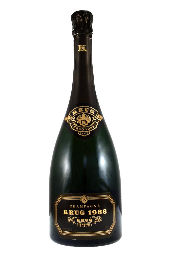Krug Vintage Champagne 1988