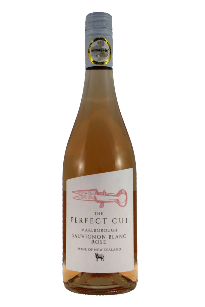 The Perfect Cut Marlborough Sauvignon Rosé, South Island, New Zealand, 2019