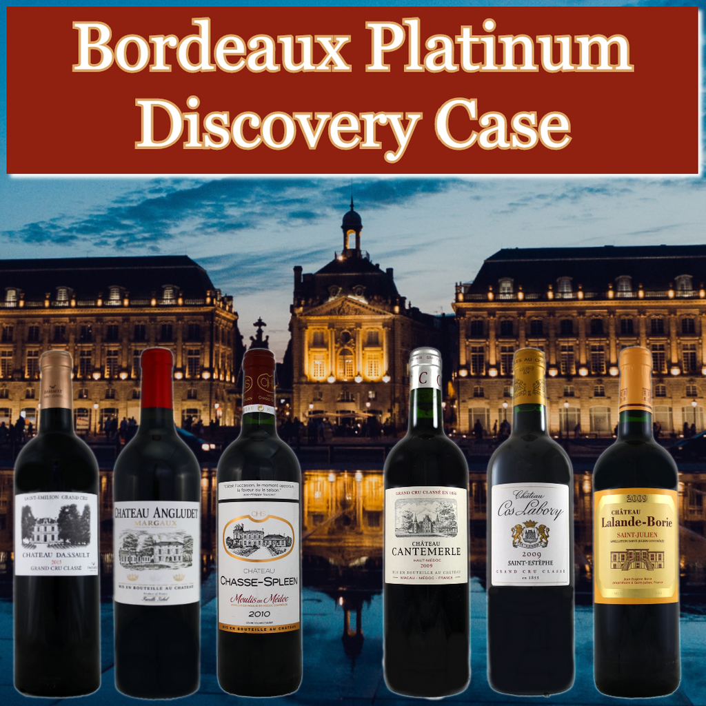 Platinum Bordeaux Selection Case