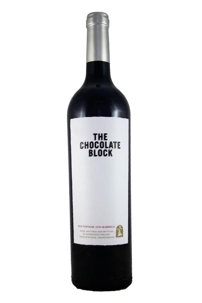 The Chocolate Block Boekenhoutskloof, Swartland, South Africa 2019