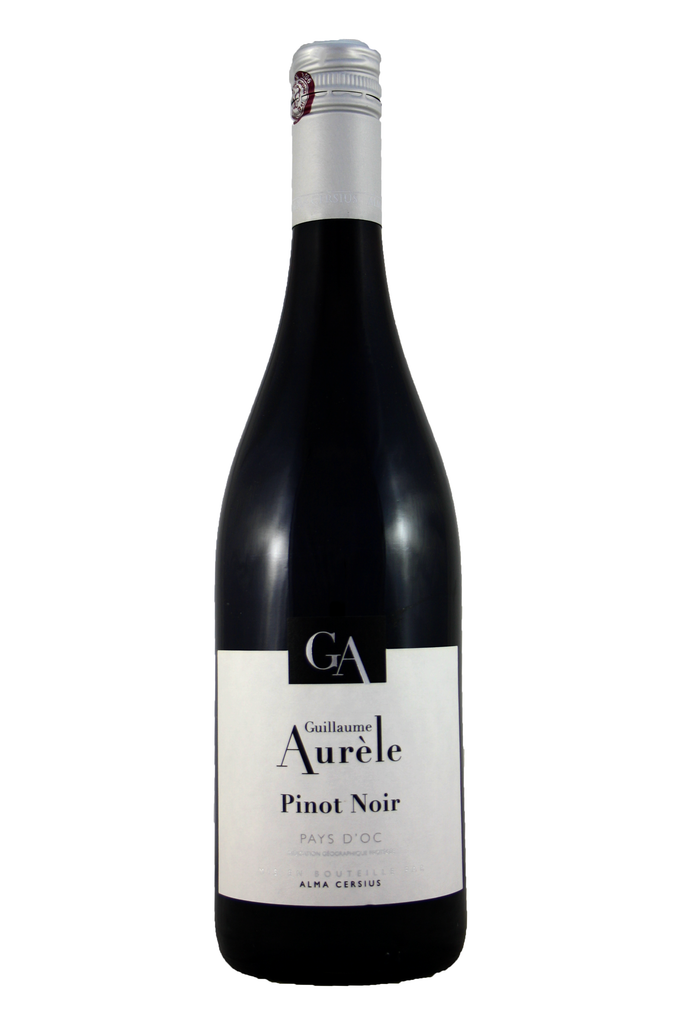 Guillaume Aurele Pinot Noir, Languedoc, Southern France,  2019