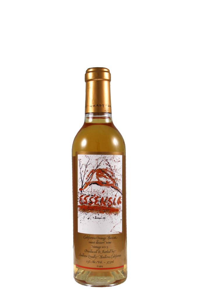 Essensia Orange Muscat Dessert Wine, Quady, California, 2018