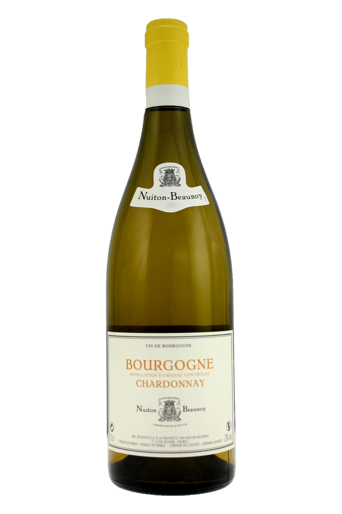 Bourgogne Chardonnay Nuiton Beaunoy, Burgundy, France, 2018