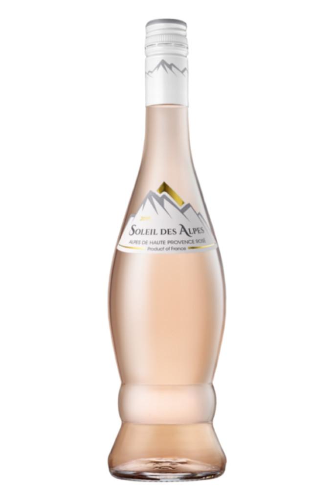 Soleil des Alpes Provence Rosé, Provence, France, 2019