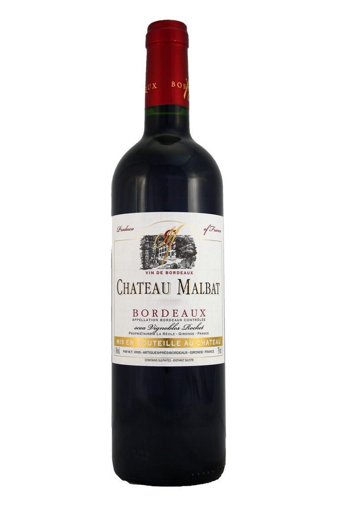 Chateau Malbat, Vin De Bordeaux, France 2019