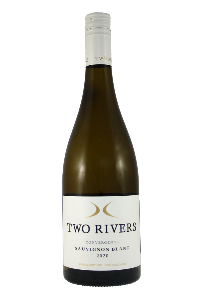 Two Rivers Convergence Sauvignon Blanc 2020, South Island, New Zealand