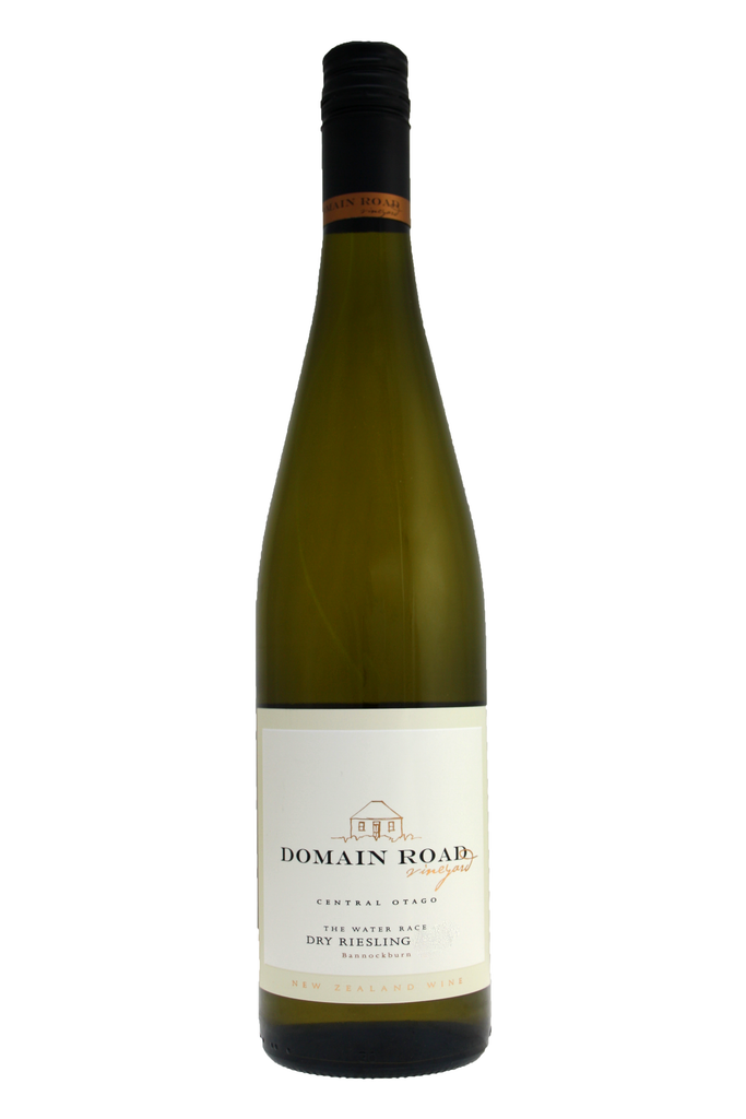 Domain Road The Water Race Dry Riesling, Bannockburn, Central Otago, New Zealand, 2017