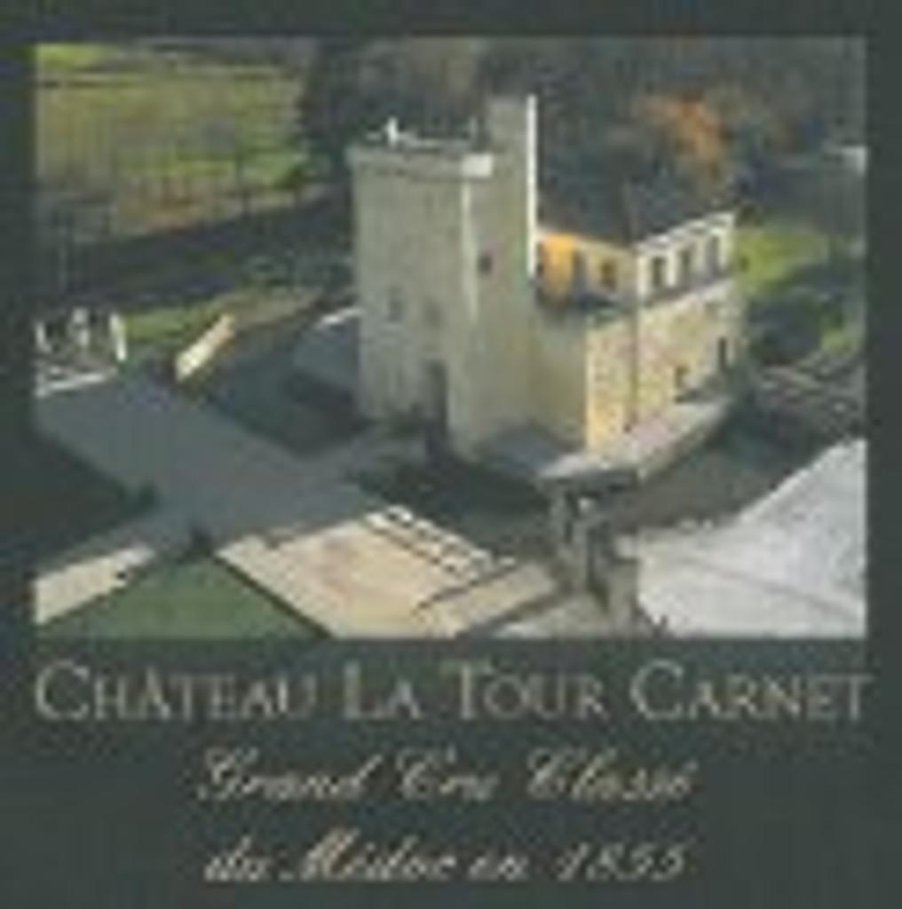 Chateau La Tour Carnet 2020 12 x 75cl En Primeur
