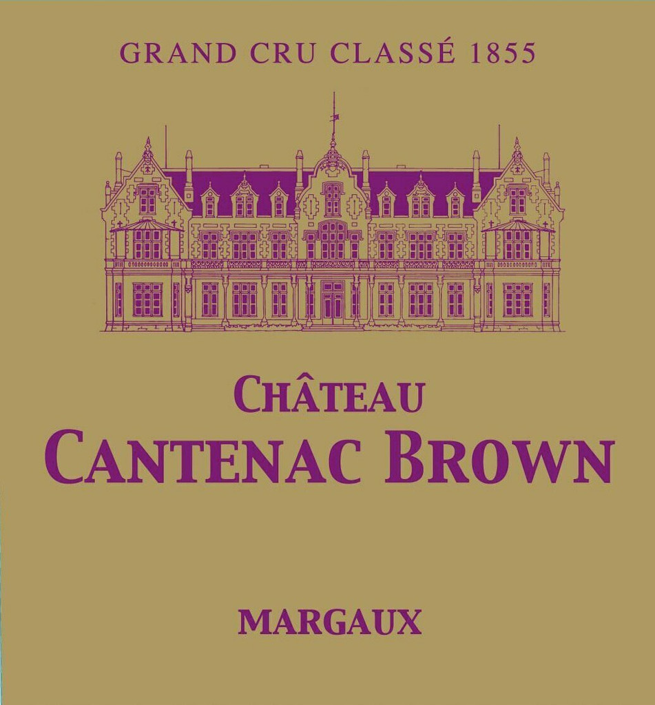 Chateau Cantenac Brown 2020 12 x 75cl En Primeur