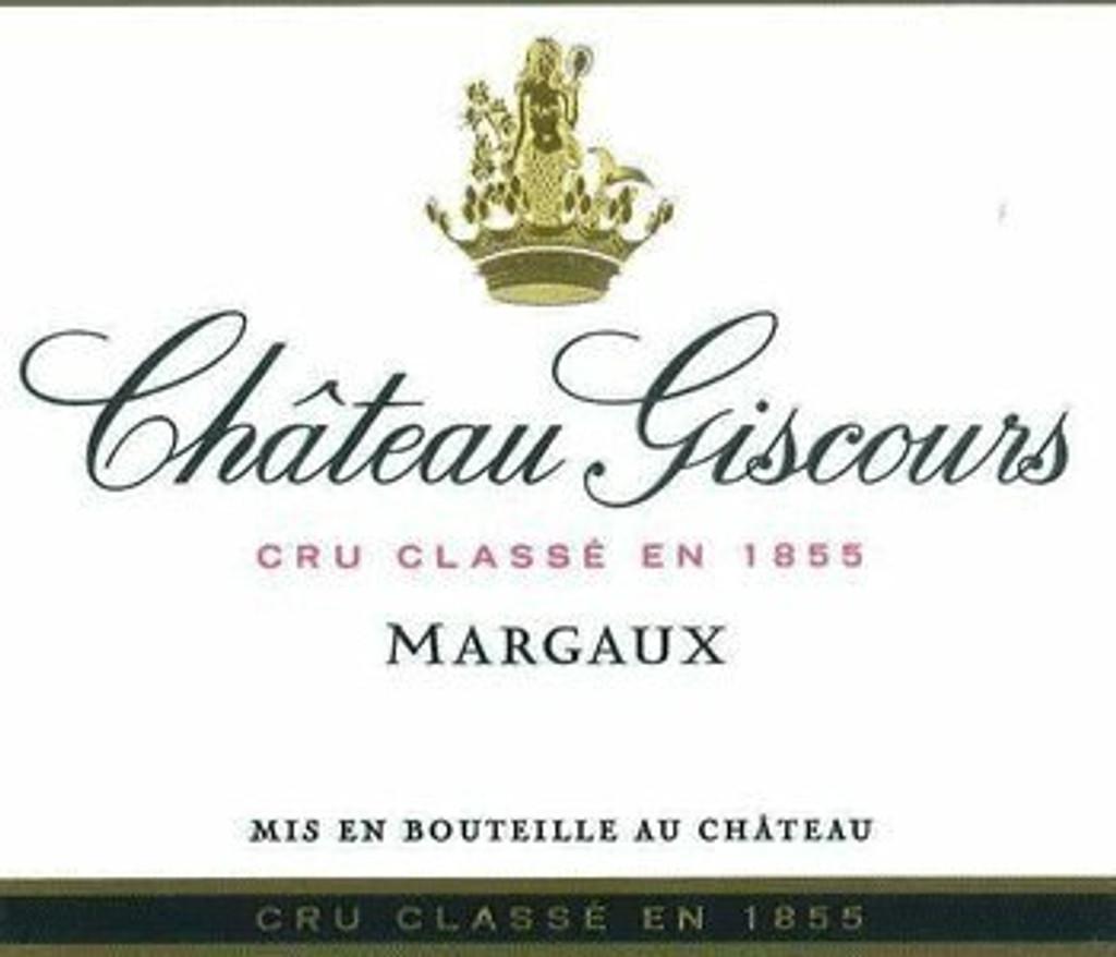 Chateau Giscours 2020 12 x 75cl En Primeur