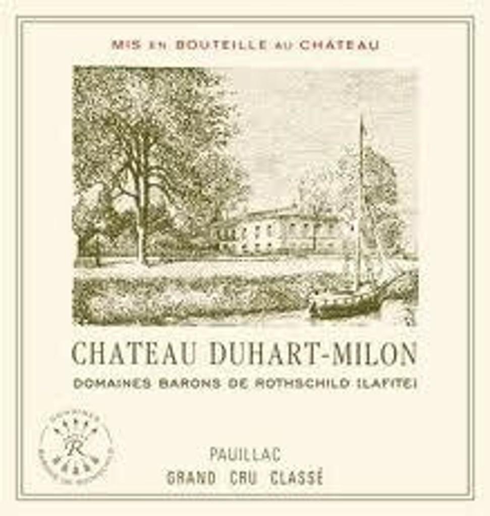 Chateau Duhart Milon 2020 6 x 75cl En Primeur