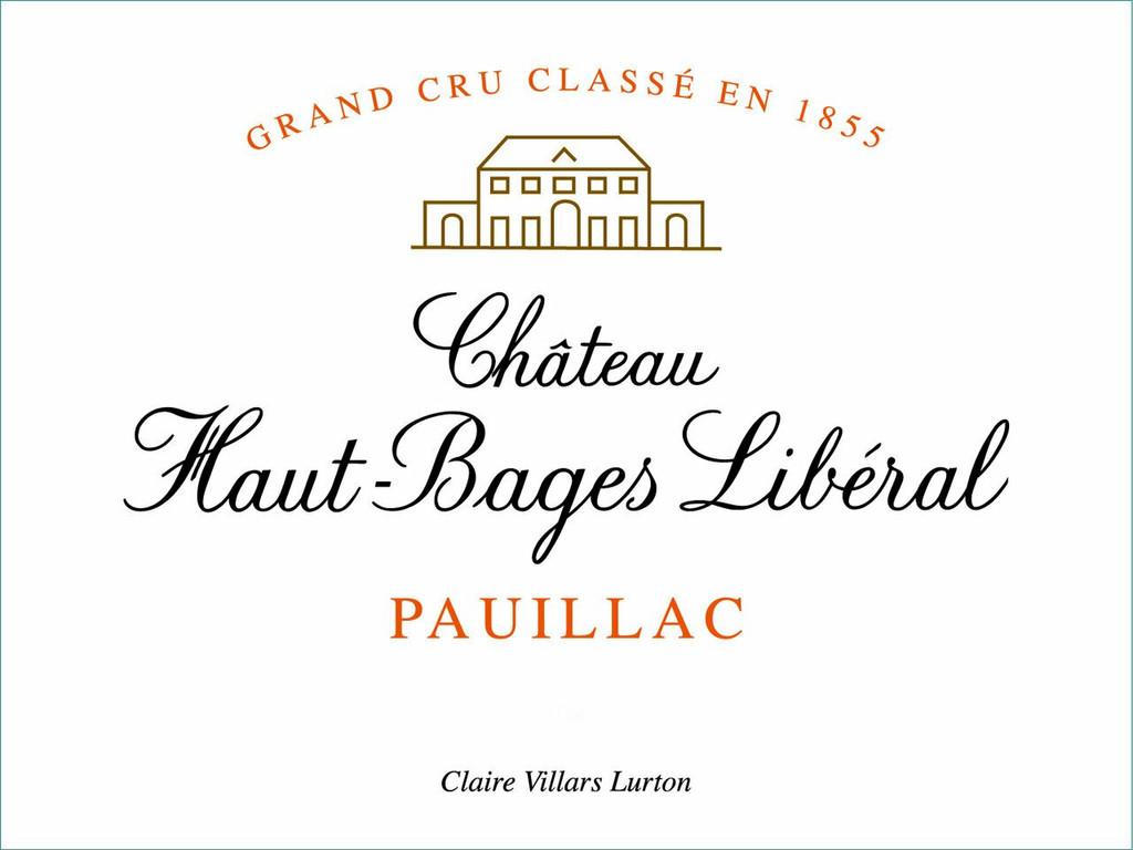 Chateau Haut Bages Liberal 2020 6 x 75cl En Primeur