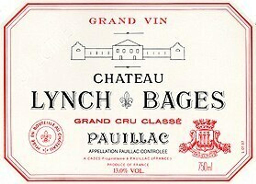 Chateau Lynch Bages 2020 6 x 75cl En Primeur