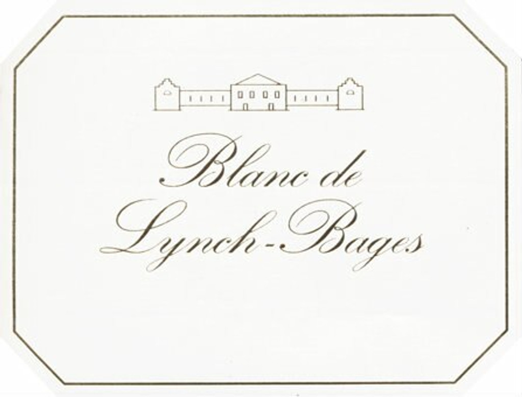 Chateau Lynch Bages Blanc 2020 12 x 75cl En Primeur