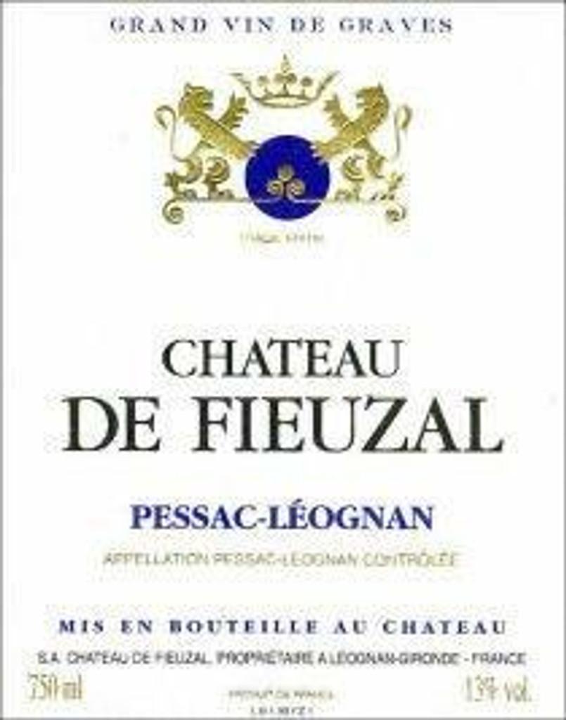 Chateau Fieuzal 2020 12 x 75cl En Primeur