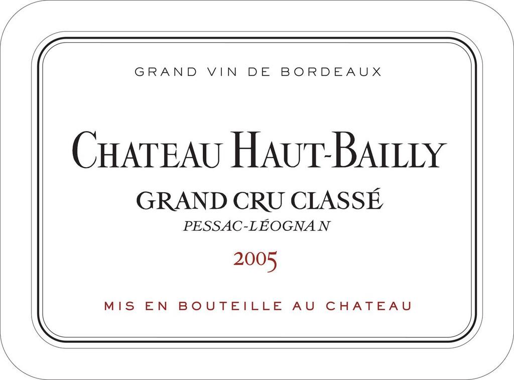 Chateau Haut Bailly 2020 12 x 75cl En Primeur