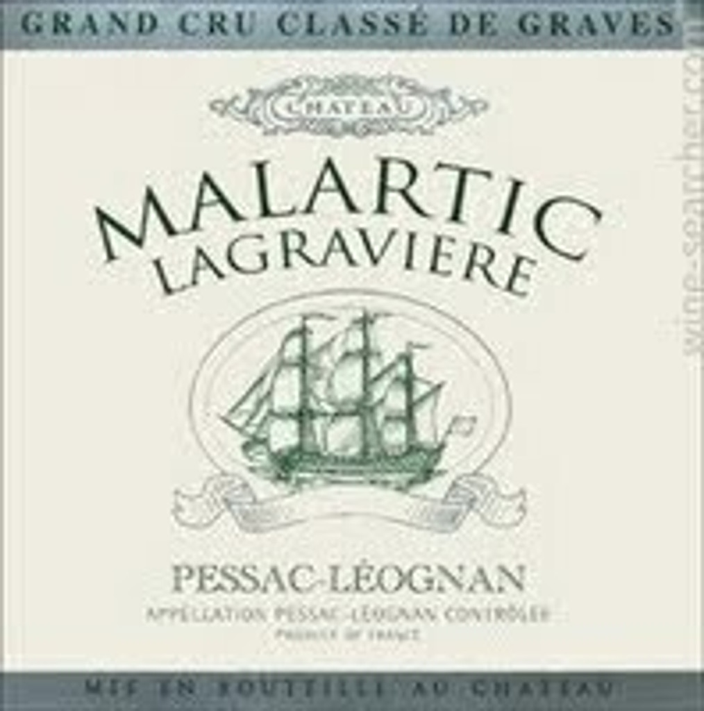 Chateau Malartic Lagraviere Blanc 2020 12 x 75cl En Primeur