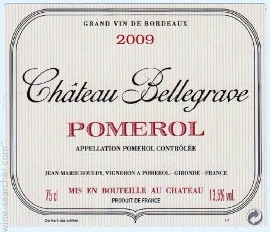 Chateau Bellegrave 2020 6 x 75cl En Primeur
