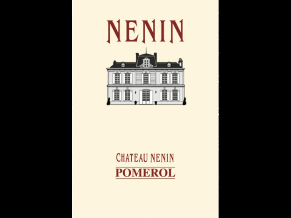 Chateau Nenin 2020 12 x 75cl En Primeur