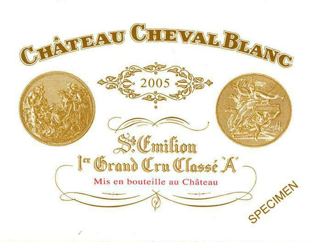 Chateau Cheval Blanc 2020 6 x 75cl En Primeur