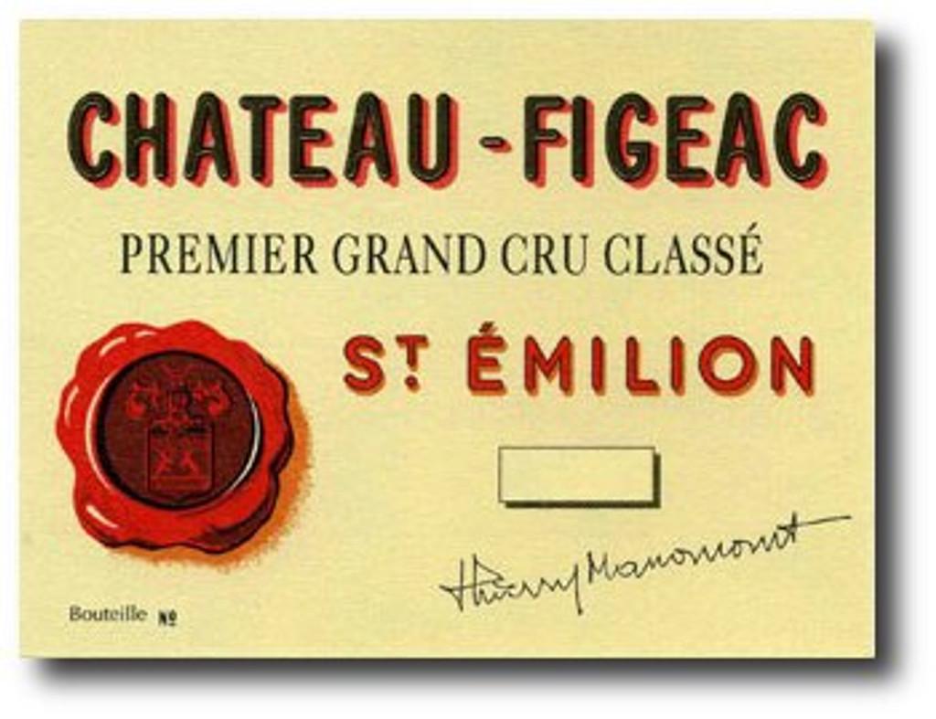 Chateau Figeac 2020 6 x 75cl En Primeur