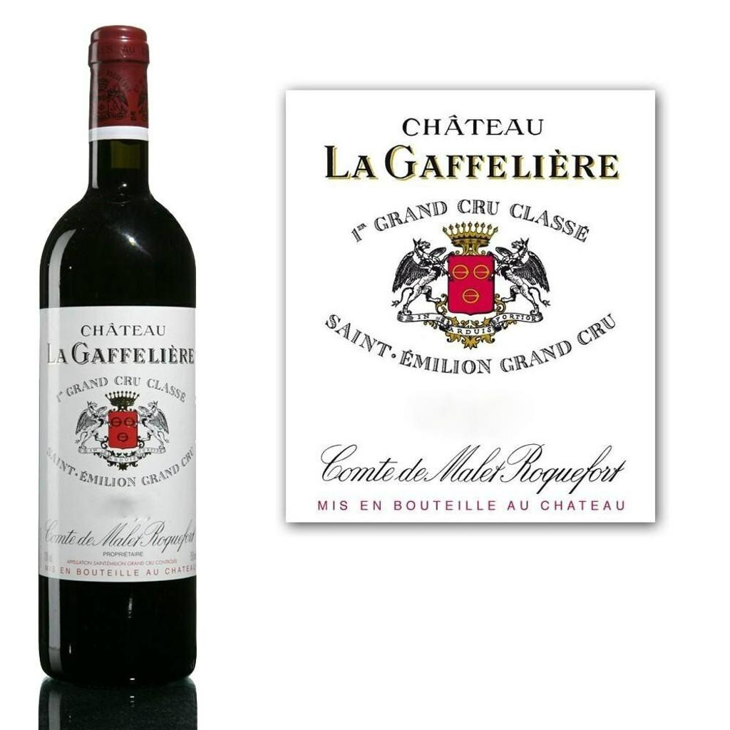 Chateau La Gaffeliere 2020 6 x 75cl En Primeur