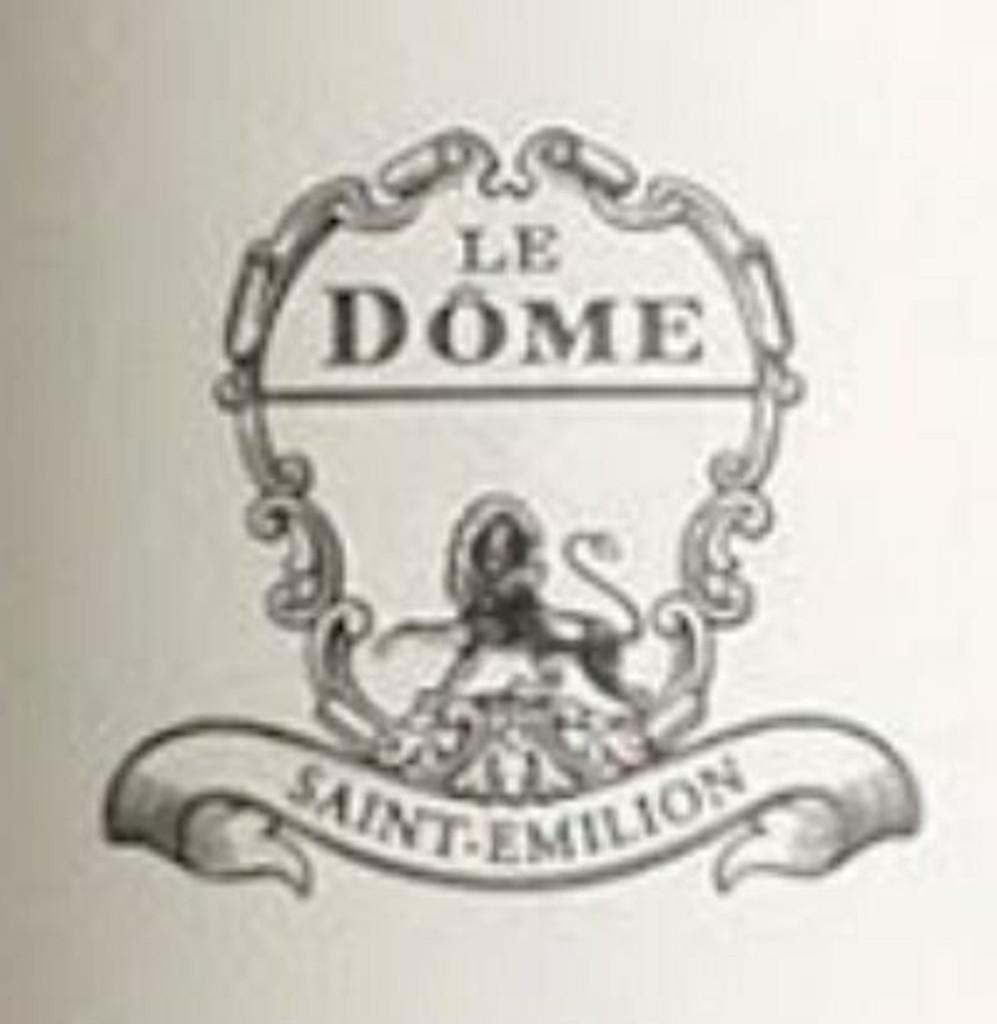 Chateau Le Dome 2020 12 x 75cl En Primeur
