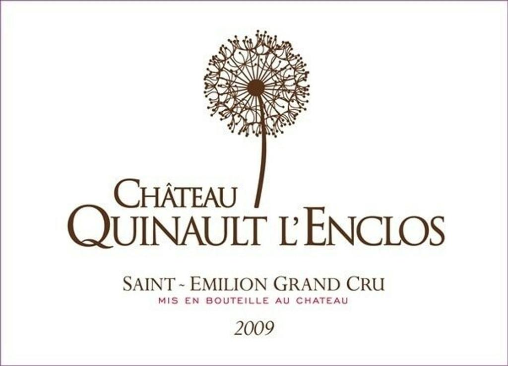 Chateau Quinault L'Enclos 2020 6 x 75cl En Primeur