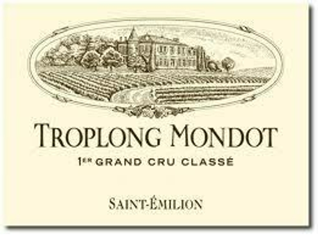 Chateau Troplong Mondot 2020 6 x 75cl En Primeur