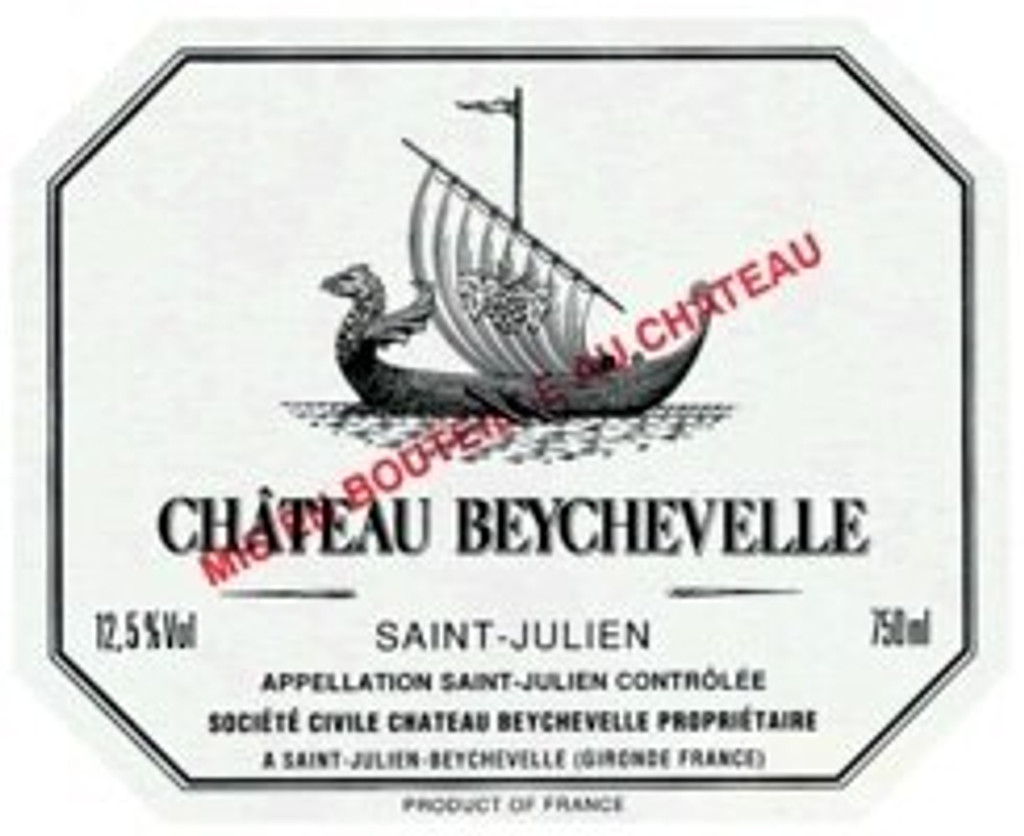 Chateau Beychevelle 2020 6 x 75cl En Primeur
