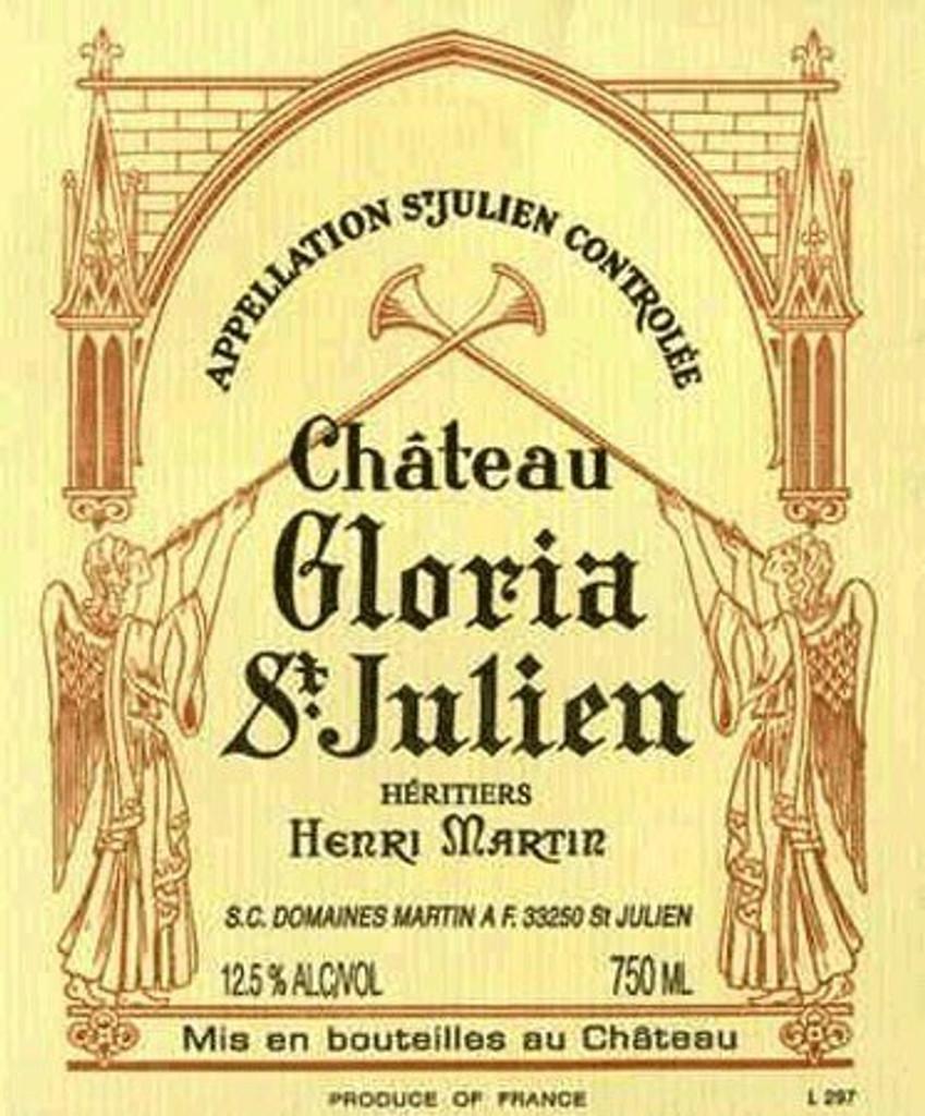 Chateau Gloria 2020 6 x 75cl En Primeur