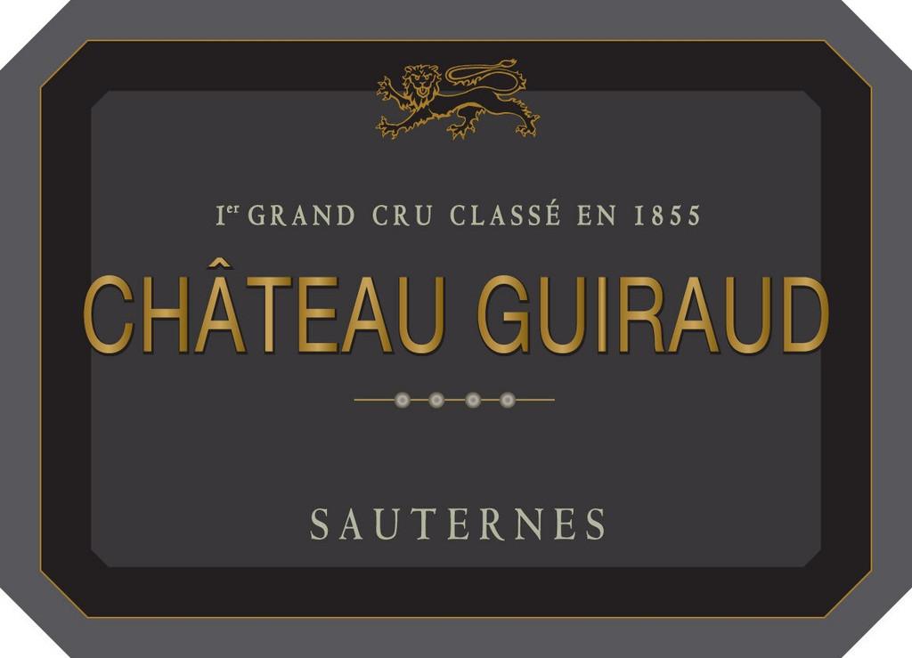 Chateau Guiraud 2020 6 x 75cl En Primeur