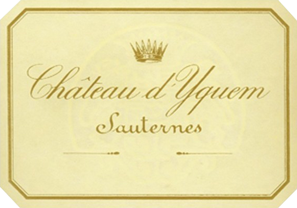 Chateau Yquem 2020 12 x 75cl En Primeur