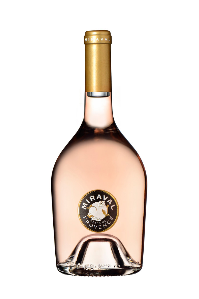 Miraval Cotes de Provence Rose, Côtes de Provence, France, 2020