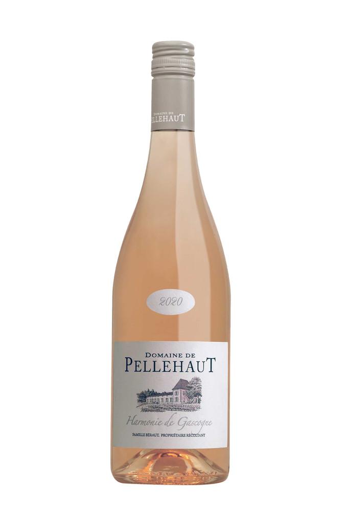 Domaine de Pellehaut Rosé 2020, IGP Côtes de Gascogne, France