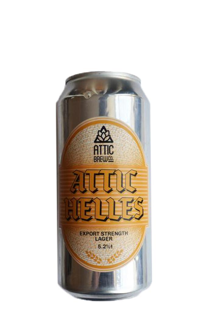 Attic Brew Co Attic Helles Export Strength Lager