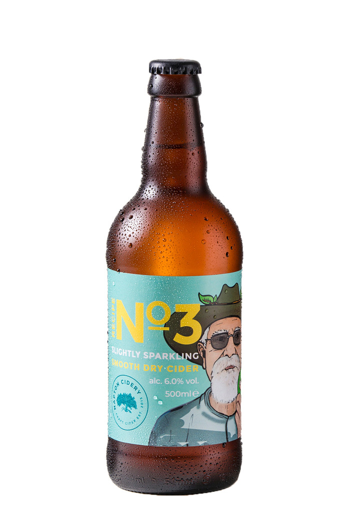 Napton Cidery Recipe No 3 dry cider