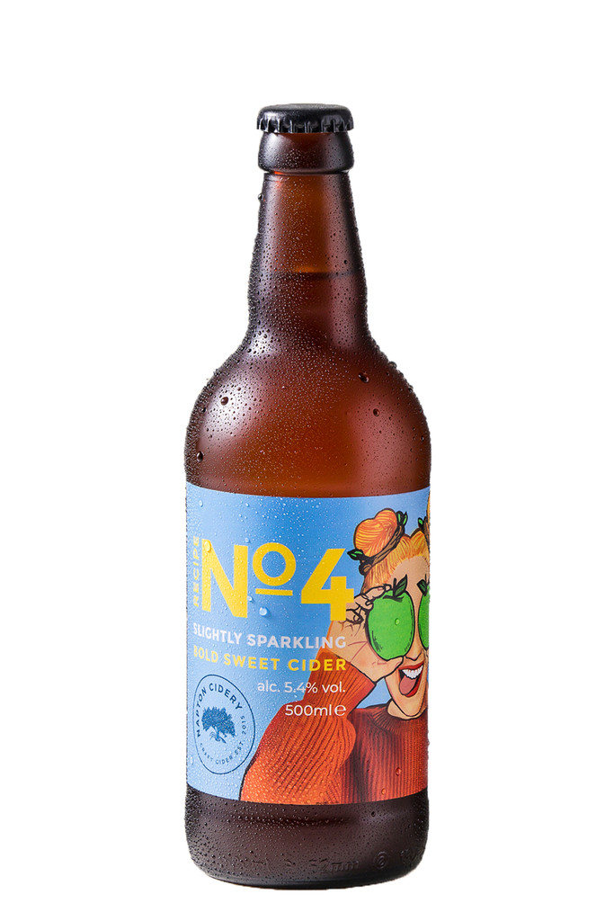Napton Cidery Recipe No 4 Sweet Cloudy Cider