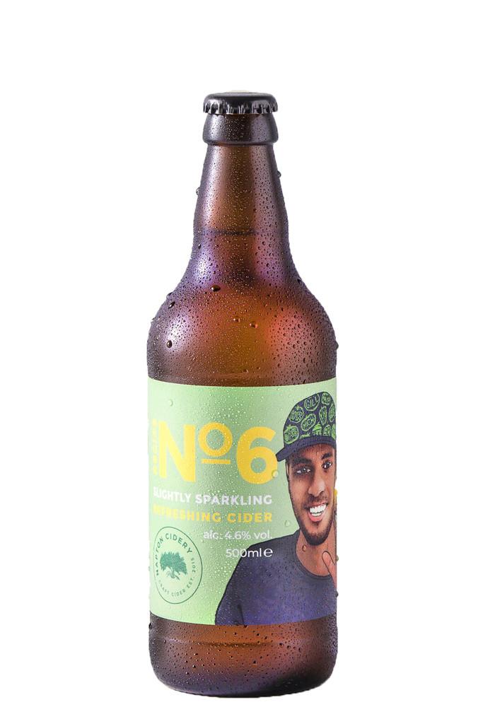 Napton Cidery Recipe No 6 Medium Cider