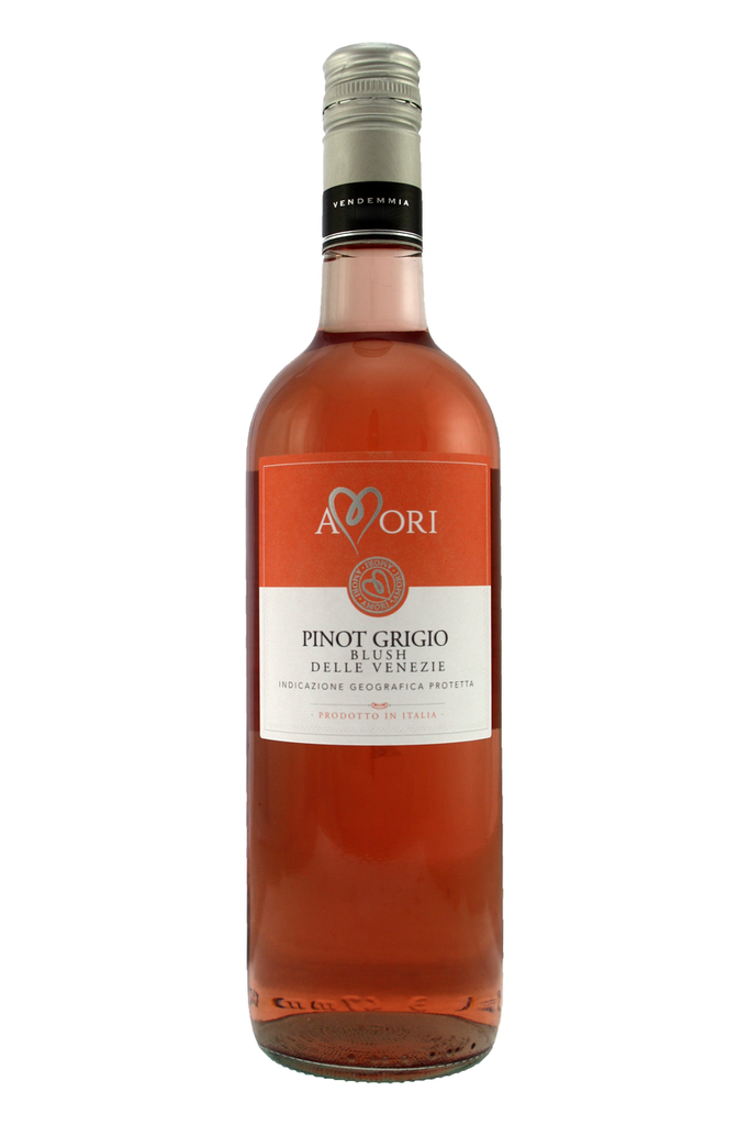 Amori Pinot Grigio Blush, Italy, 2020