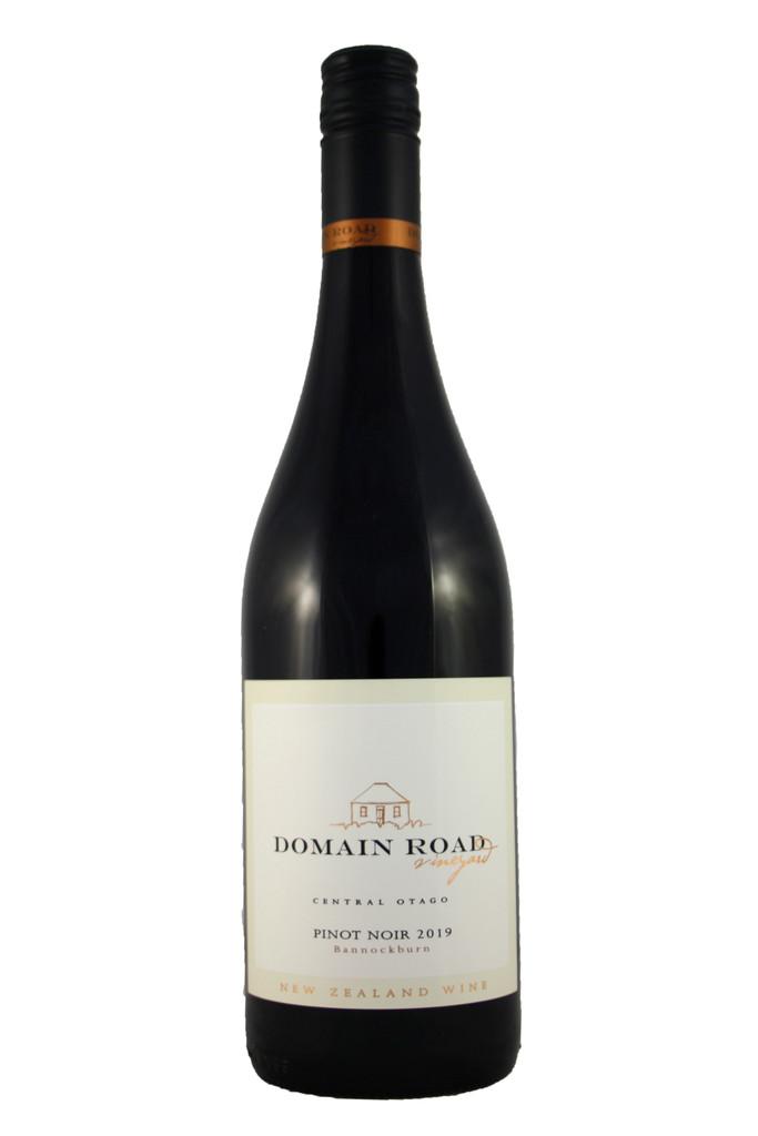 Domain Road Bannockburn Pinot Noir, Central Otago, New Zealand, 2019