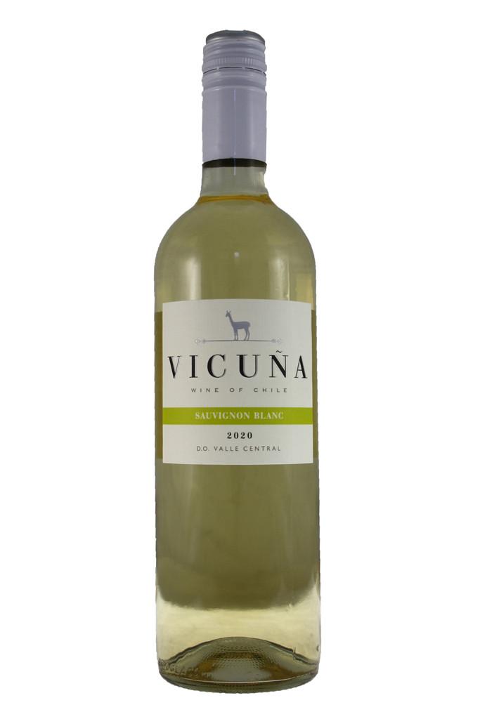Vicuna Sauvignon Blanc, Valle Central, Chile, 2020