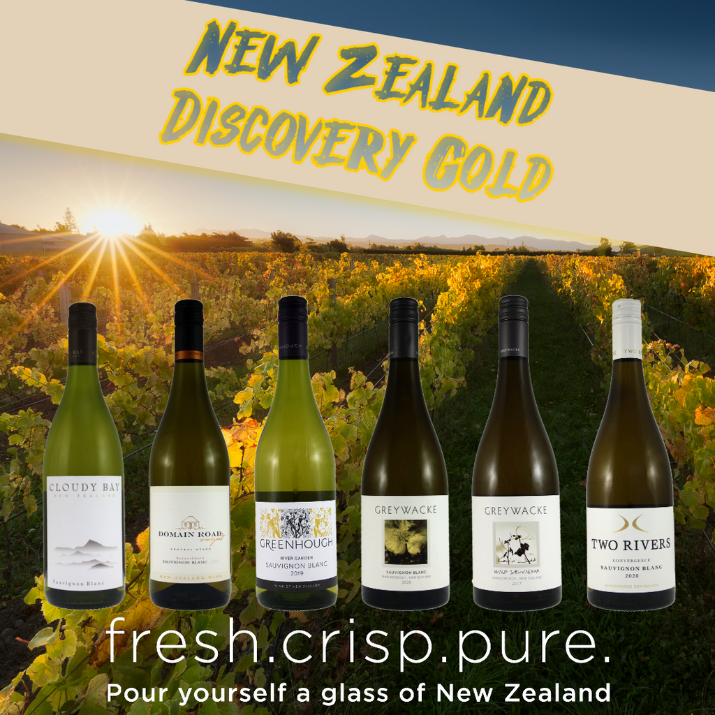Discovery Gold Selection Case, New Zealand