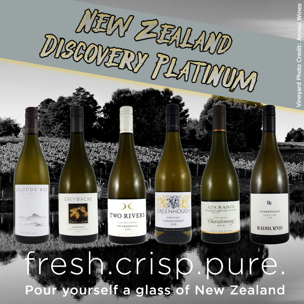 Discovery Platinum Selection Case, New Zealand