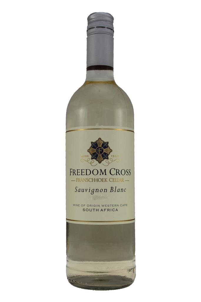 Freedom Cross Sauvignon Blanc , Franschhoek Cellar, Western Cape, South Africa 2020